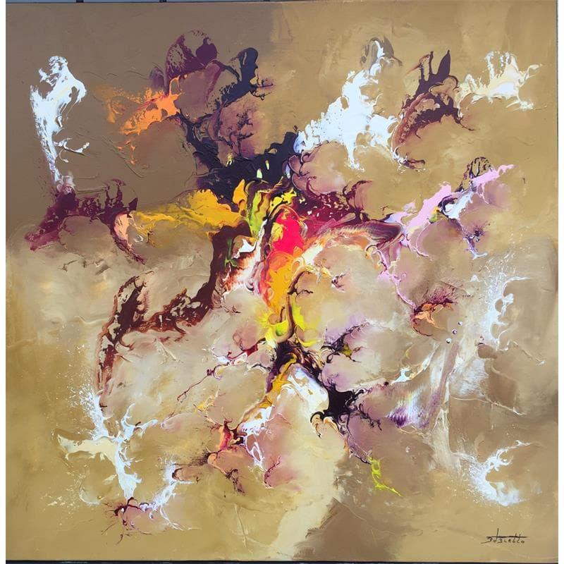 Peintures grand format Abstrait Acrylique</h2>