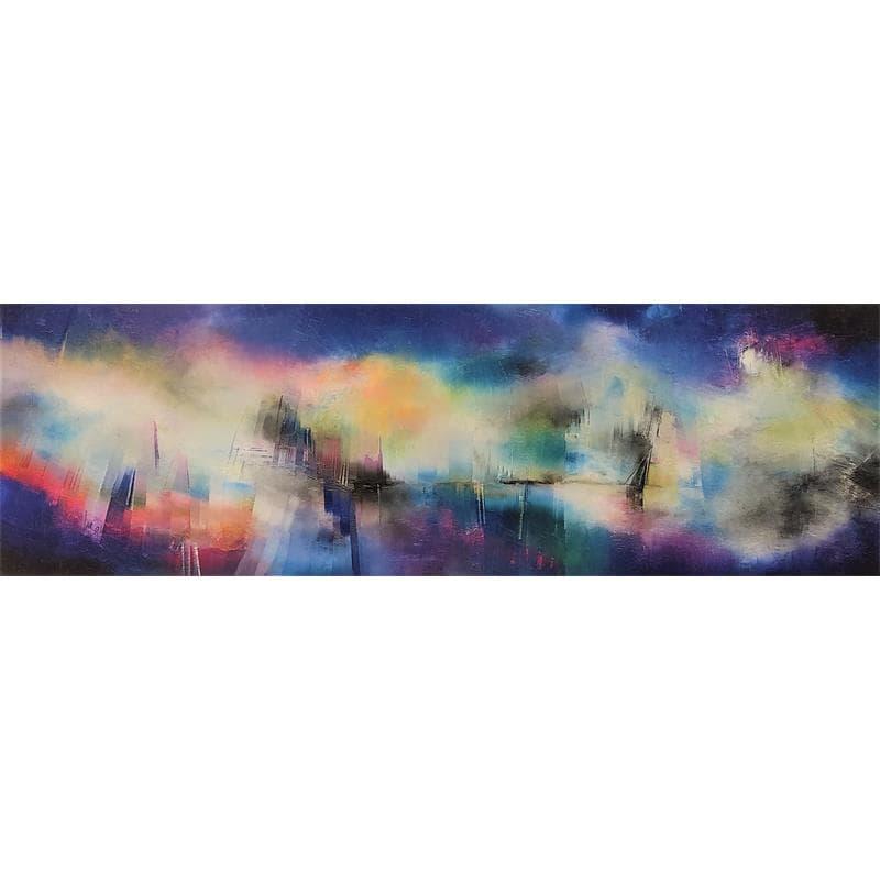 Peintures grand format Abstrait Huile</h2>