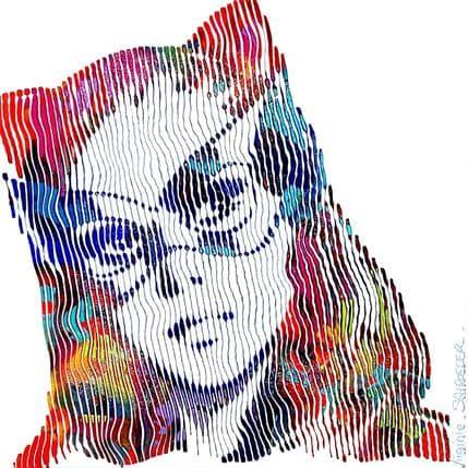 Schroeder Virginie Catwoman 25 x 25 cm