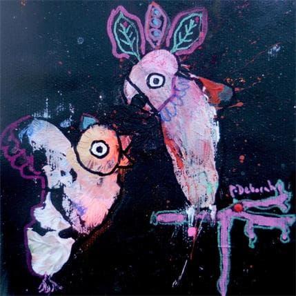 Priscille Deborah Les voltigeurs 5 13 x 13 cm