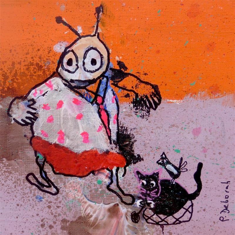 Peintures petit format Art Singulier Acrylique</h2>