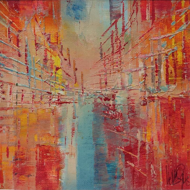 Peintures petit format Abstrait Huile</h2>