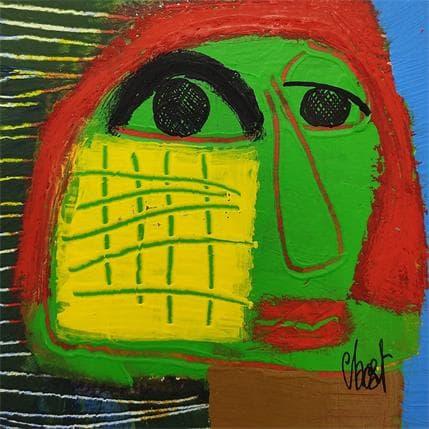 C.BOST Dame Dulac 13 x 13 cm
