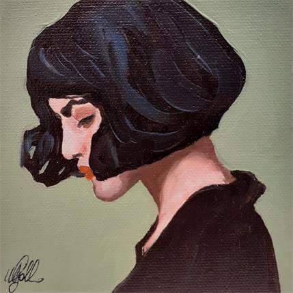 Manuela Gallo Caschetto 13 x 13 cm