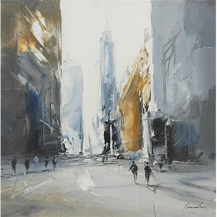 Richard Poumelin Quarantaine 19 x 19 cm