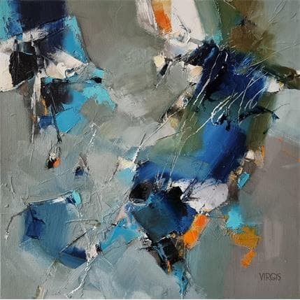 Virgis Over and over again 50 x 50 cm