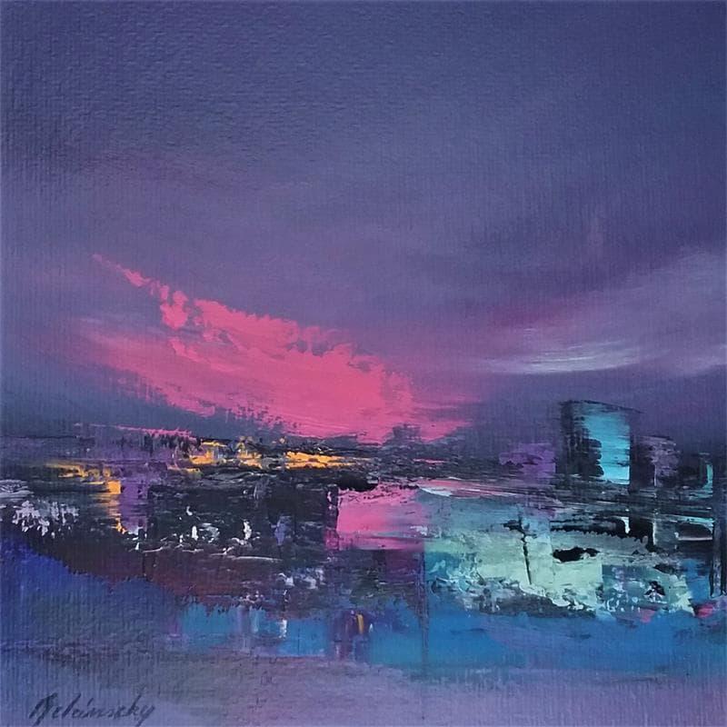 Nightimes city