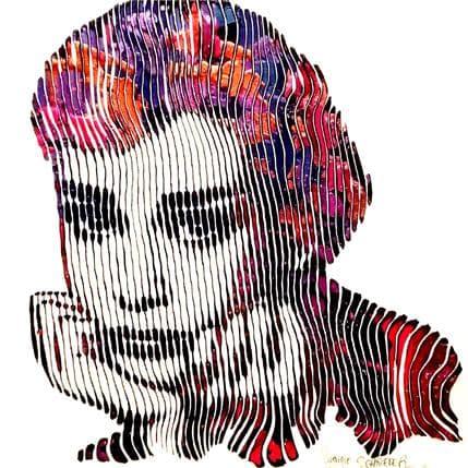 Schroeder Virginie Audrey Hepburn 36 x 36 cm
