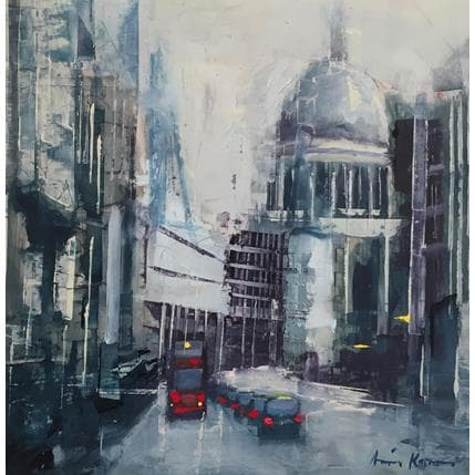 Amine Karoun London 01 25 x 25 cm