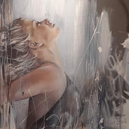 Cécile Desserle Emergence 100 x 100 cm