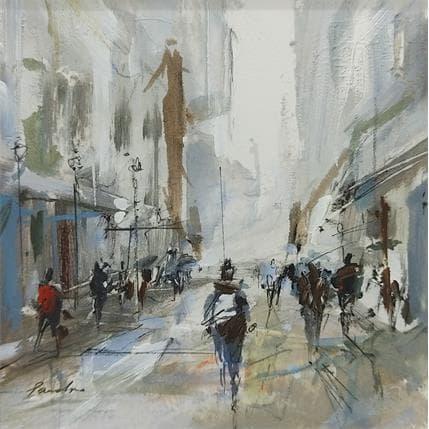 Richard Poumelin Sans titre 13 x 13 cm