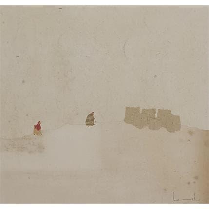 Lamiel Boubli Au village 5 19 x 19 cm