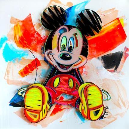 SHOKKOBO Hello Mickey ! 80 x 80 cm