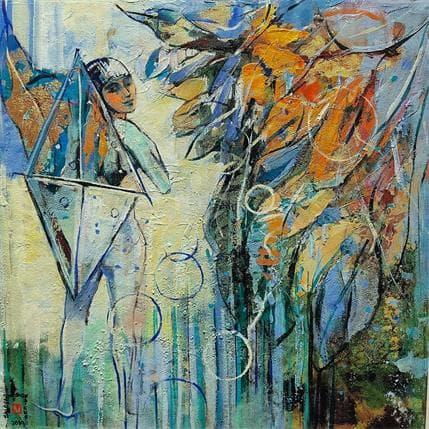 De Secondigné The kite 36 x 36 cm