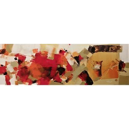 Virgis The joyful piece 120 x 40 cm