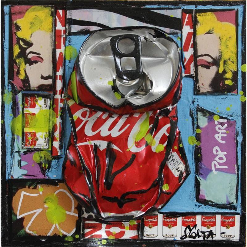 Graphic coke