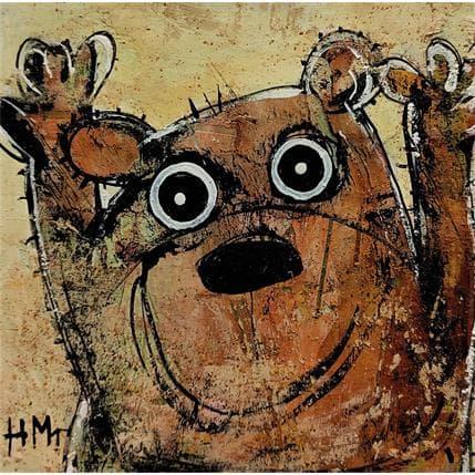 Hervé Maury Sans titre 19 x 19 cm