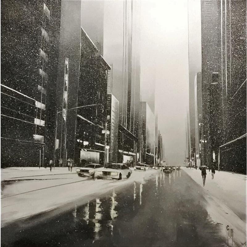 Neige à NY