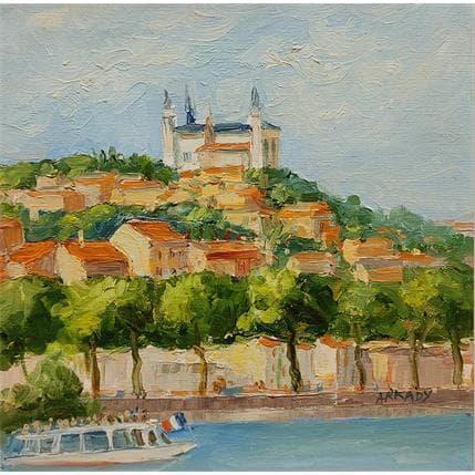 Arkady Lyon 25 x 25 cm