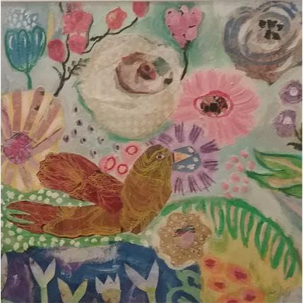 Miguel De Sousa Parfum des fleurs 36 x 36 cm