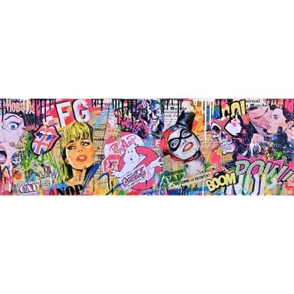 David Drioton SHE 120 x 40 cm