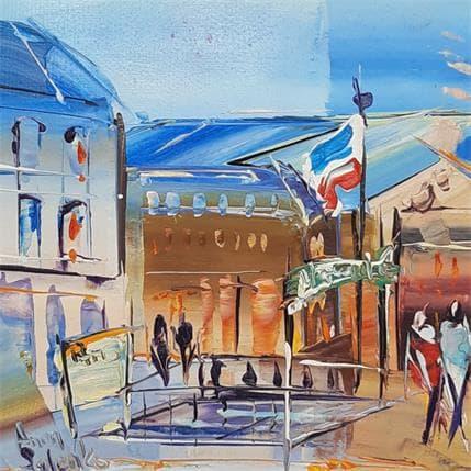 Anna Salenko Paris 13 x 13 cm