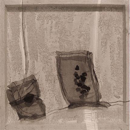 Ziyat Yasmina Sans titre 2 19 x 19 cm