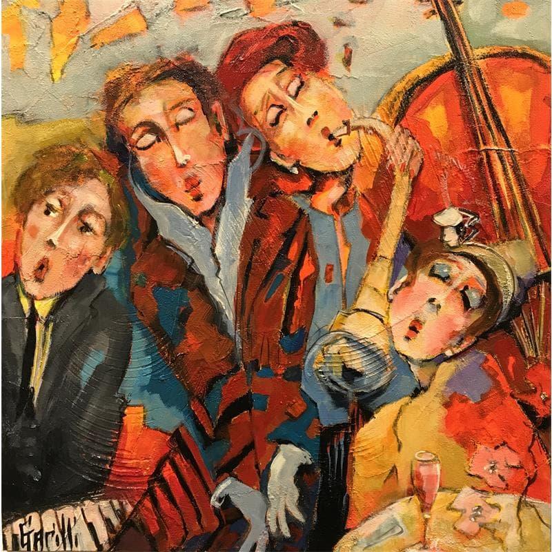 Fun jazz band