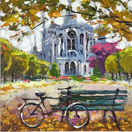 Dmitry Spiros The end of october 19 x 19 cm