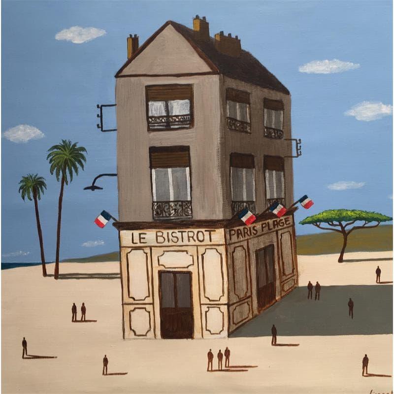Le bistrot Paris plage