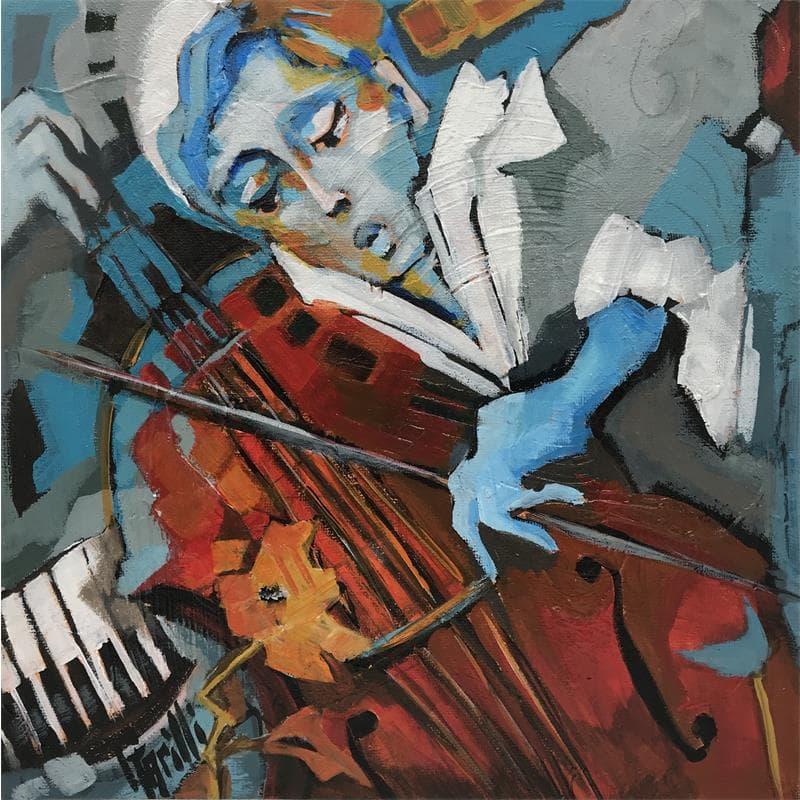 Le violoncéliste