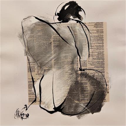 Martine Chaperon Journal intime 25 x 25 cm