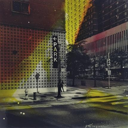 Yohann Gloaguen PARK 19 x 19 cm