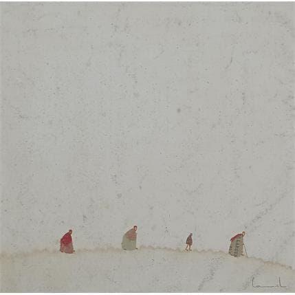 Lamiel Boubli En chemin 4 19 x 19 cm