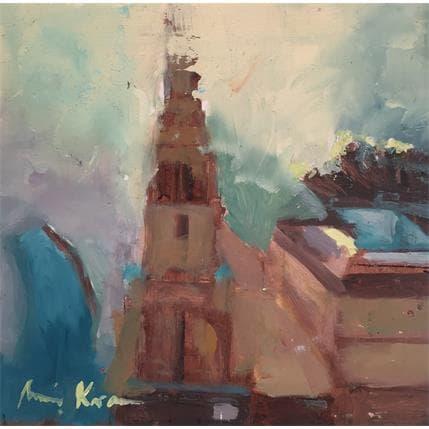 Amine Karoun Seville tour 13 x 13 cm