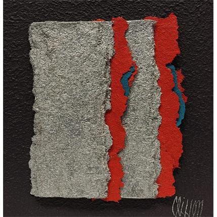 Gérard Clisson ARGENTIFEROUS 13 x 13 cm