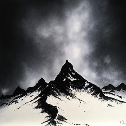 Julien Rey Chiraa-Khor 80 x 80 cm