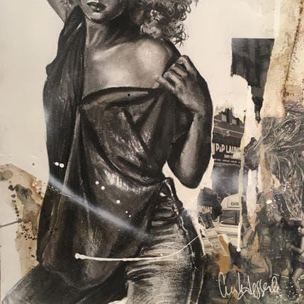 Cécile Desserle Move again 50 x 50 cm