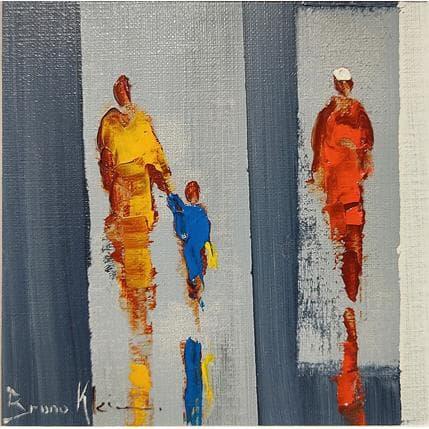 Bruno Klein Miroir et reflet 13 x 13 cm