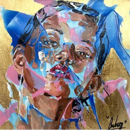 Nathalie Cubero Sans titre 71A 13 x 13 cm