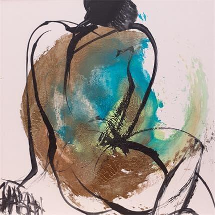 Martine Chaperon Bronze 1 19 x 19 cm