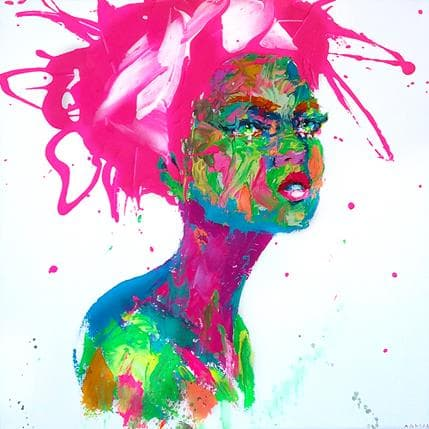 Agusil Pink girl 50 x 50 cm