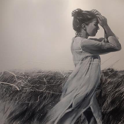 Cécile Desserle Partir 100 x 100 cm