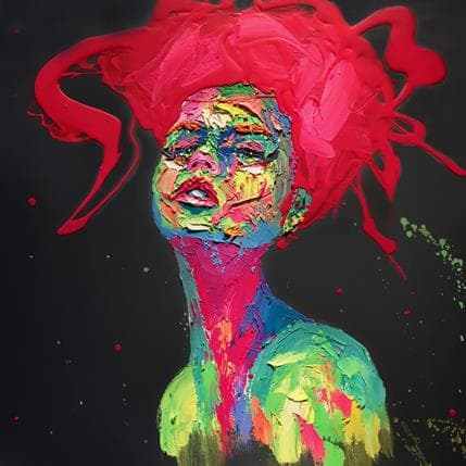 Agusil Red hair 70 x 70 cm