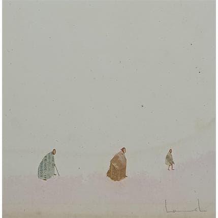 Lamiel Boubli En chemin 2 13 x 13 cm