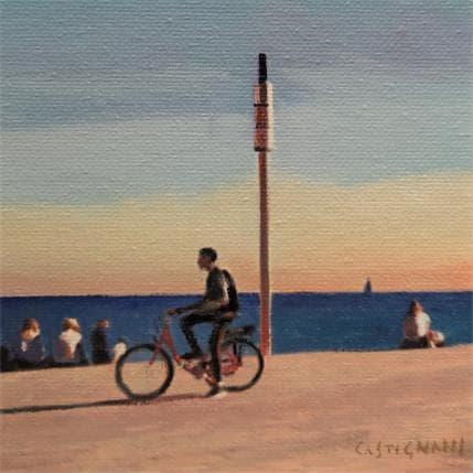 Sergi Castignani LITTORAL 9 13 x 13 cm