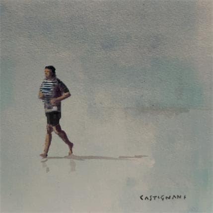 Sergi Castignani IN MOTION 3 13 x 13 cm