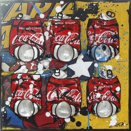 Costa Sophie Coke in America 36 x 36 cm