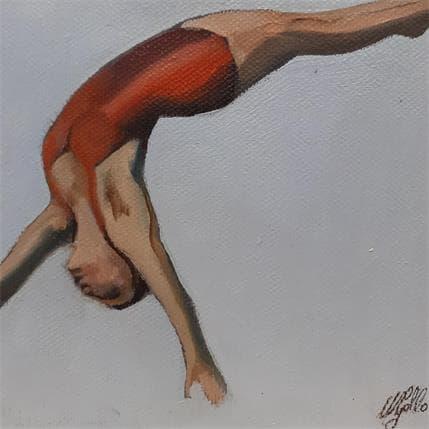 Manuela Gallo Red 13 x 13 cm