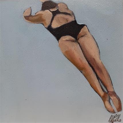 Manuela Gallo Black 13 x 13 cm